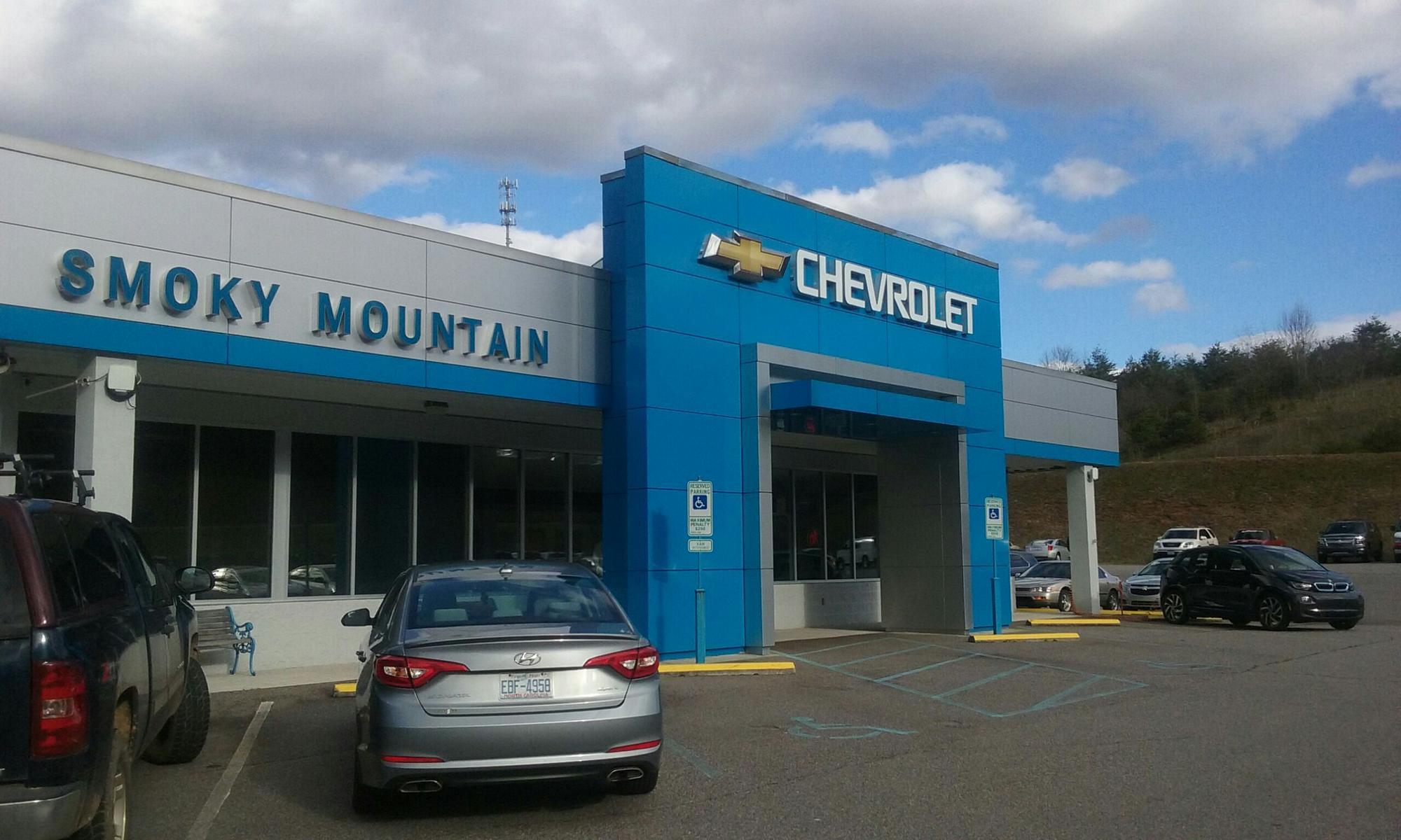 Smoky Mountain Chevrolet >> Smoky Mountain Chevrolet Plugshare