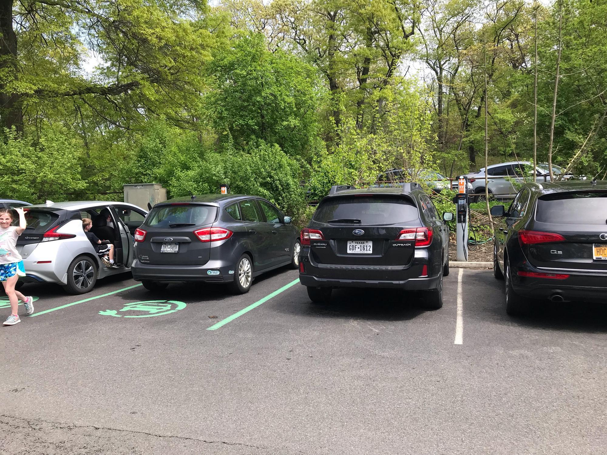 Bronx Zoo Asia Parking Lot Plugshare