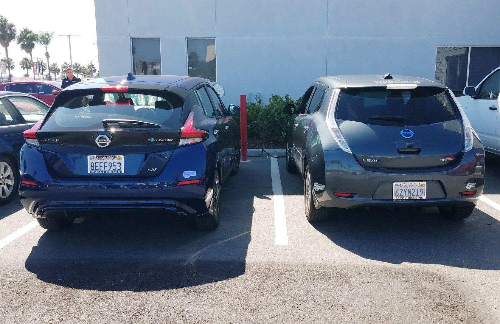 Mossy Nissan Chula Vista >> Mossy Nissan Chula Vista Plugshare