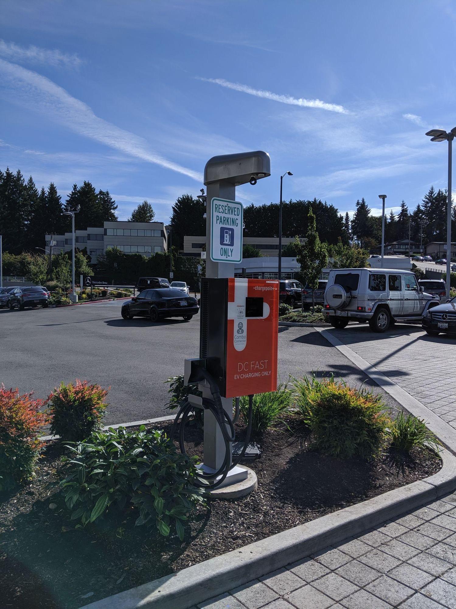 Mercedes Benz of Bellevue | PlugShare